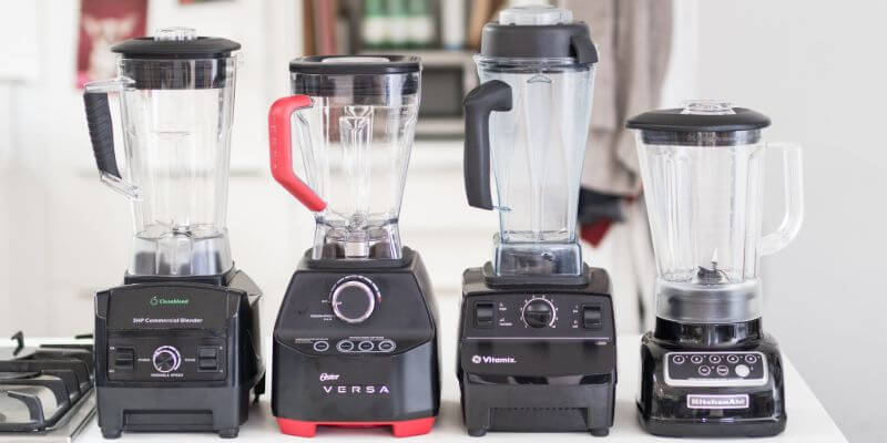 Best Blender For creamy smoothies using kale and spinach