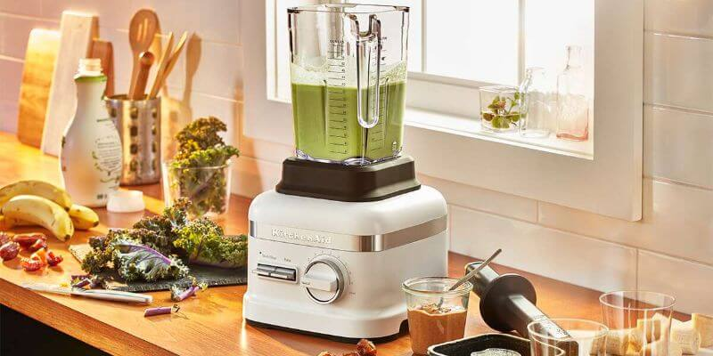 Best Blender For puree fruit and herbs