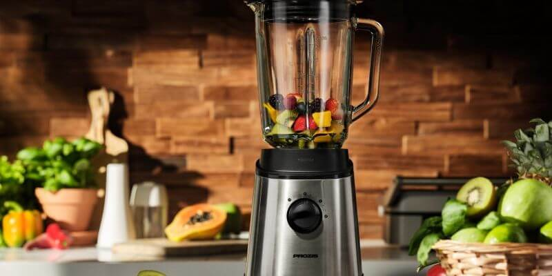 Best Blender For smoothies and icees that keep fiber